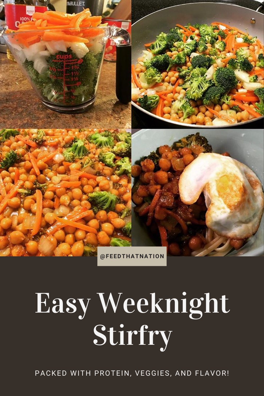 Easy Weeknight Stirfry