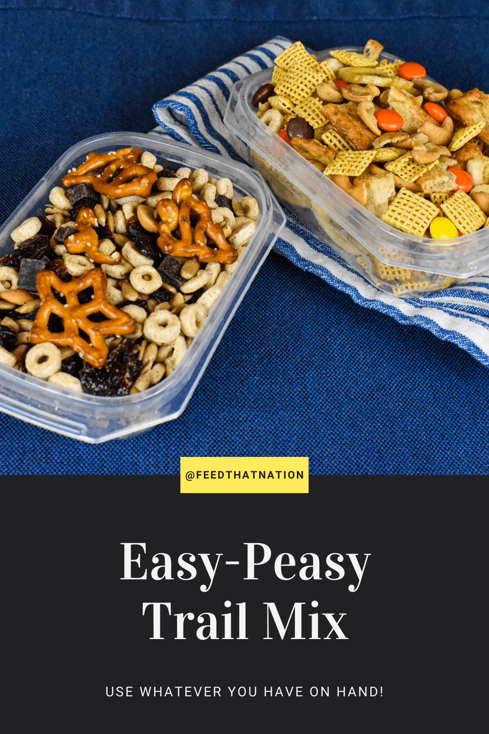 Easy Peasy Trail Mix