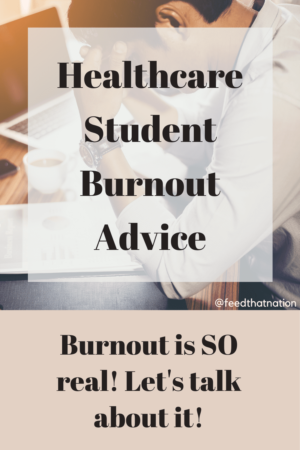 PODCAST: Health-Care Student Burnout: Let's Talk About It!