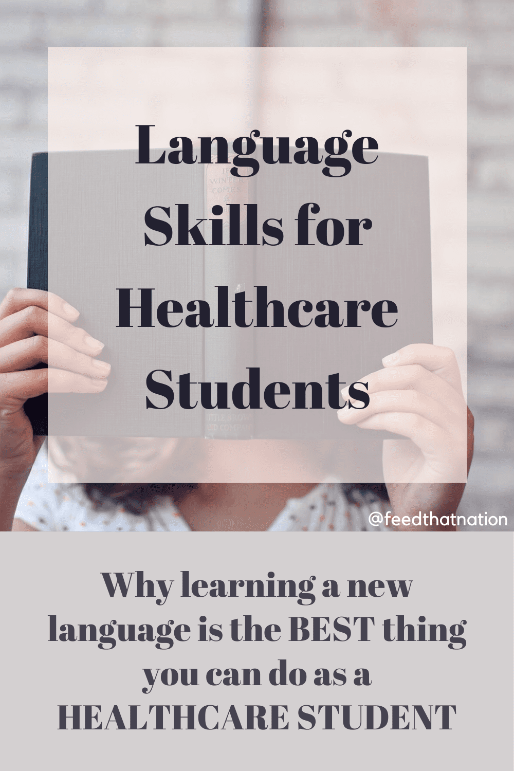 Why Healthcare Students Should Learn A Second Language