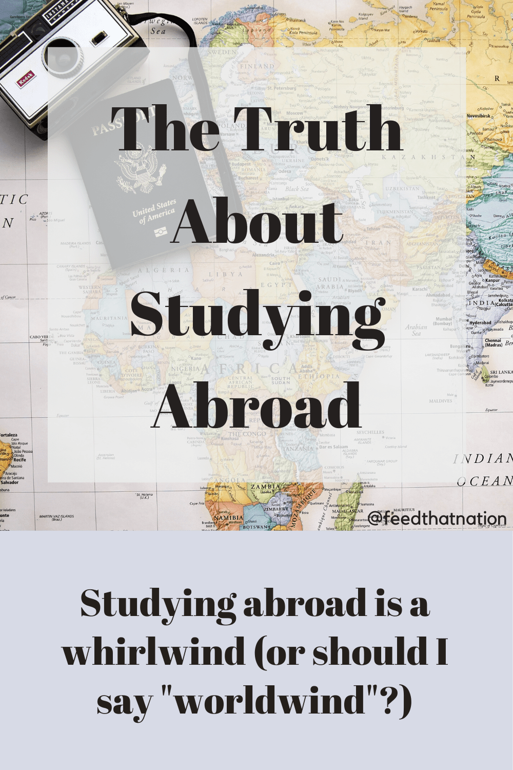 The Truth About My College Study Abroad